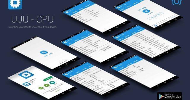 uju-cpu android app