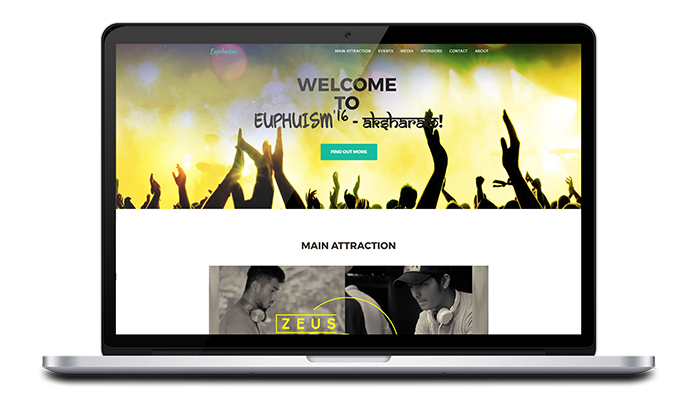 Girijananda Chowdhury Institute of Management and Technology GIMT - euphuism website design, development by UJUDEBUG