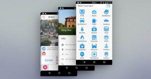 slide mobile travel agent