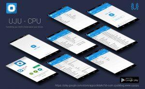 uju-cpu android app - UJUDEBUG