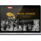 Shiba Maggon, Indian Basketball Player website design by UJUDEBUG