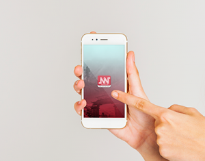 NorthEastNow English Android App design, development by UJUDEBUG