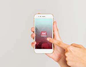 NorthEastNow English Android App design, development by UJUDEBUG