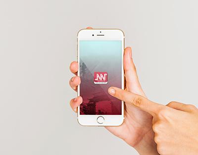 NorthEastNow iOS Apple App design, development by UJUDEBUG