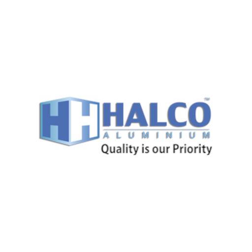 Halco aluminium logo