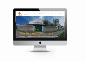 Printing press website design in Tinsukia