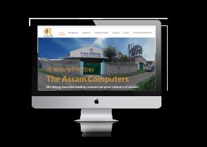 Printing press website design in Tinsukia
