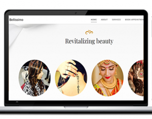 Beauty parlour digital marketing