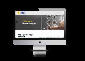 Elevator Company website development - Ujudebug