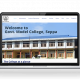 Govt College Website - Arunachal