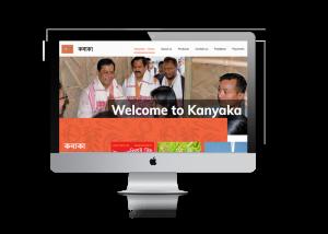 NGO webdesign ujudebug