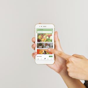 Online Grocery Delivery Mobile App - ujudebug
