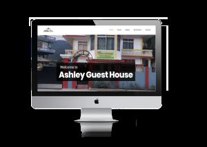 guesthouse website design ujudebug