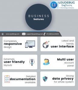 Ujudebug School Management Software - Business