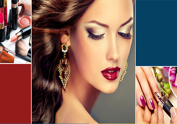 beauty parlour website design ujudebug