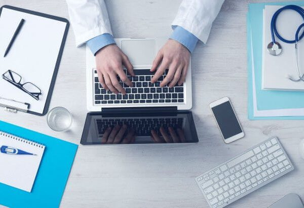 hospital website design ujudebug