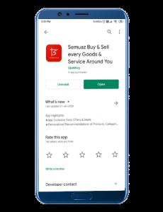 semuaz android app ujudebug