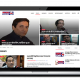 newswebsite design by ujudebug