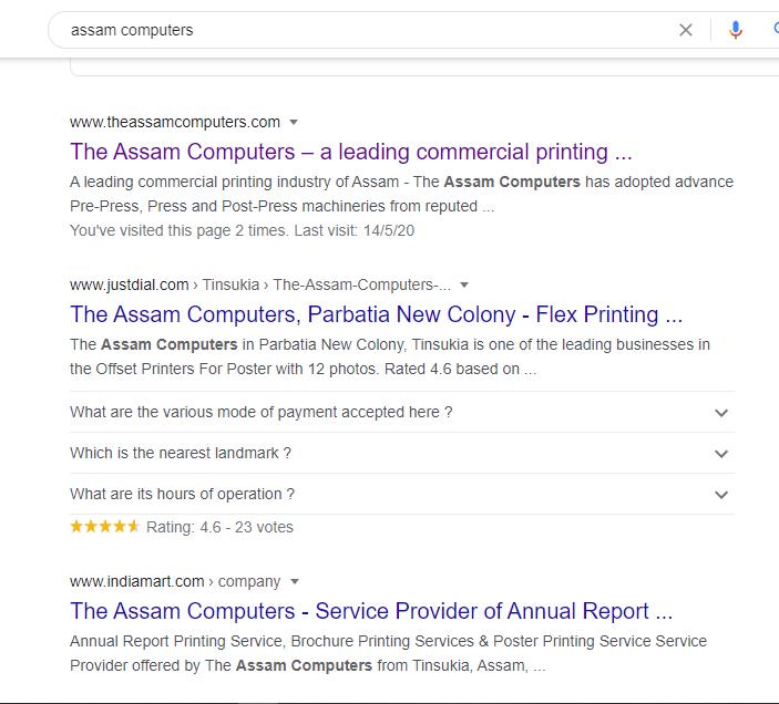 assam computers seo