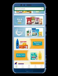 dailymart online grocery app