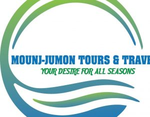 mounj jumon travels logo