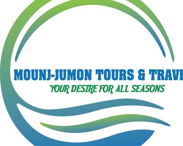 mounj jumon travels logo