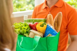 grocery and meat delivery app