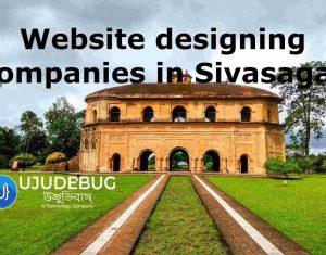Website designing companies in Sivasagar