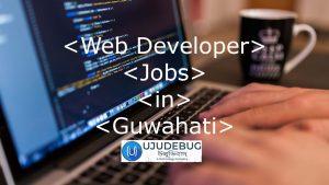 Web Developer job in Guwahati