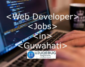 Web Developer job in Guwahati