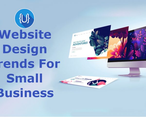 website trend for small business 2021