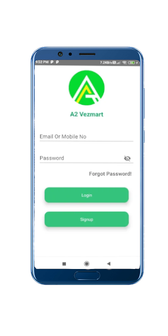 A2vezmart App 1