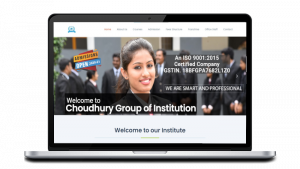 Choudhury Group of Institution Home Page 1