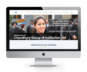 Choudhury Group of Institution Home Page