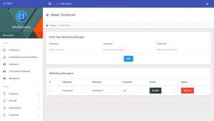 Masss India management software Screenshot 3