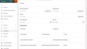 Masss India management software Screenshot 8