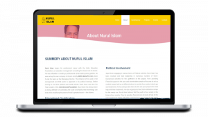 Nurul Islam – Secretary of Assam Pradesh Congress Committee (APCC)2