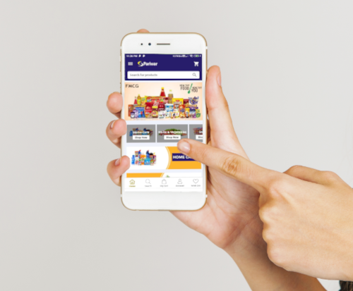 Pariwar Mart App featured image