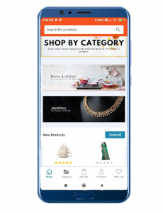 Pixie - Smart Shopping Android App 1