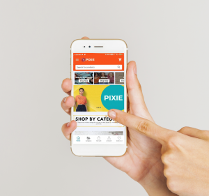 Pixie - Smart Shopping Android App feature