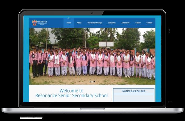 Resonance Senior Secondary School - Dhekiajuli