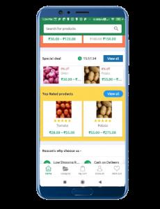 Rozer Bazar App 1